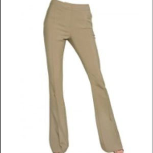 Burberry Natural Fife Soft Tailored Trouser